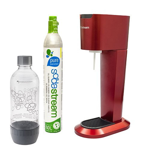sodastream-genesis-chilly-red in offerta